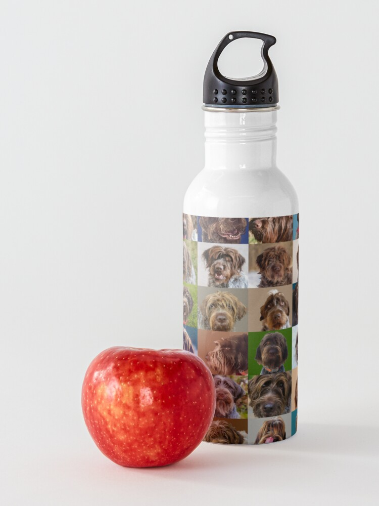 Alternate view of GRIFF PUZZLE SPECIAL EDITION Water Bottle