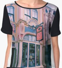 Confectionery  Chiffon Top