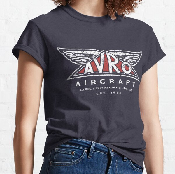 Avro Logo Classic T-Shirt