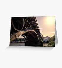 Seville - the Triana bridge Greeting Card