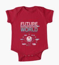 Vintage EPCOT Center Future World Map Kids Clothes
