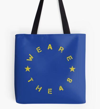 We Are The 48 (Circular) Tote Bag