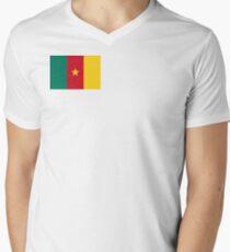Cameroon Men's V-Neck T-Shirt