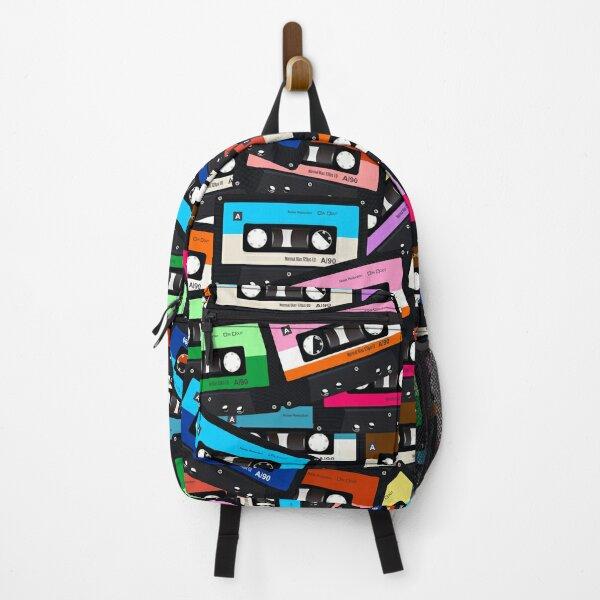 Old school Music design Backpack