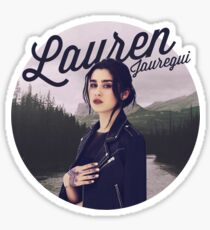 LAUREN JAUREGUI  Sticker