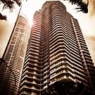 High-Rise in Surfers Paradise by mark thompson