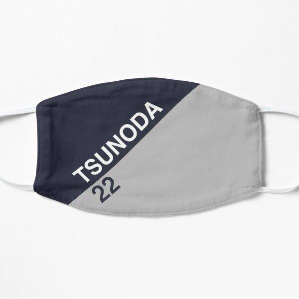 Conception de Yuki Tsunoda Alpha Tauri Masque sans plis