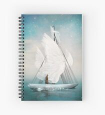 Journey Spiral Notebook