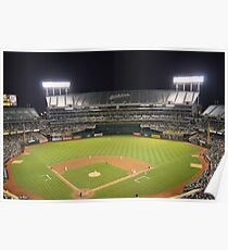 Oakland Athletics Poster