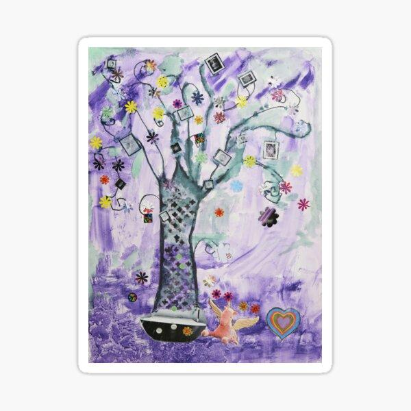 Tree of Fantasy Sticker