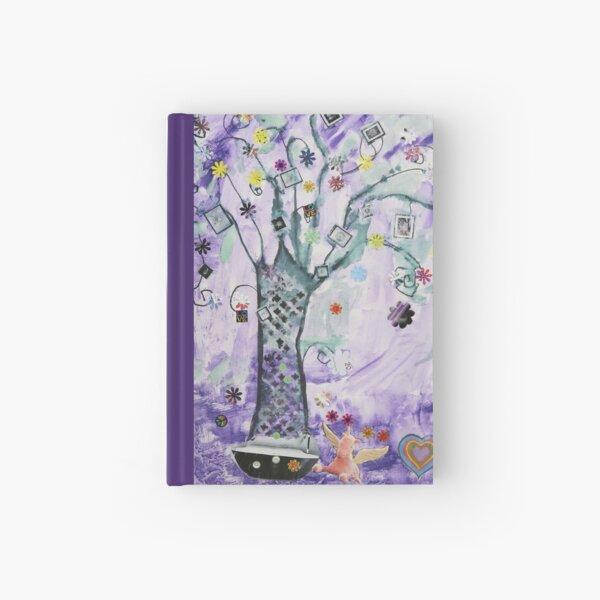 Tree of Fantasy Hardcover Journal