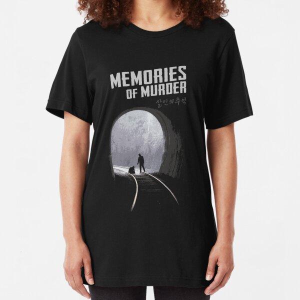Memories of Murder Slim Fit T-Shirt