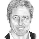 Hugh Grant by Margaret Sanderson