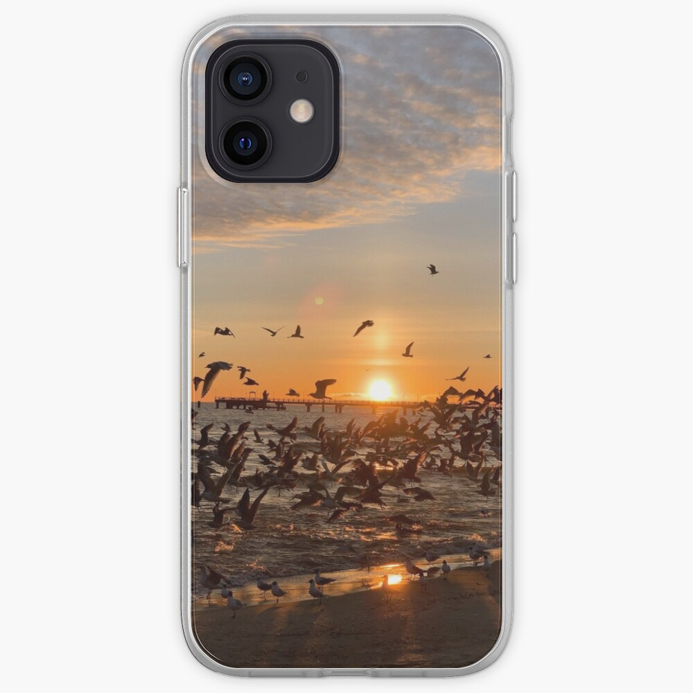 Vogel-Aufgang, Usedom iPhone-Hülle & Cover