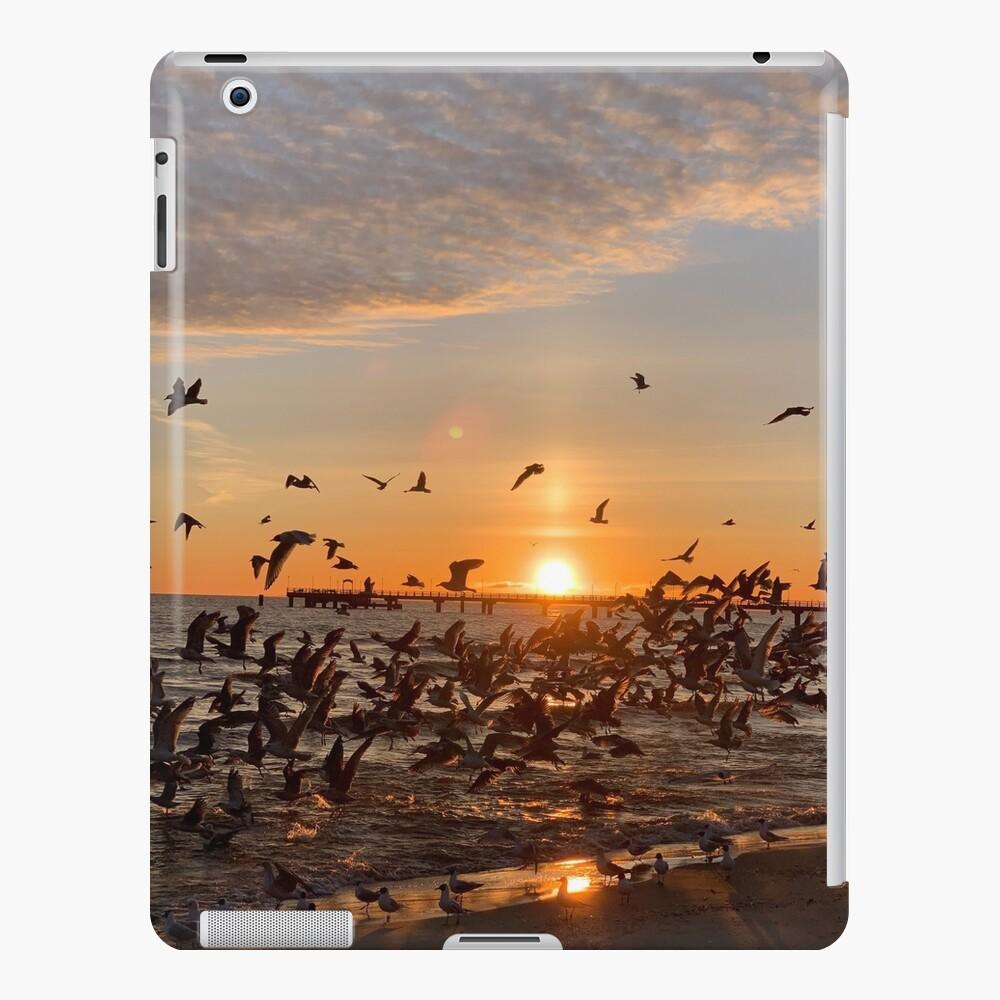 Vogel-Aufgang, Usedom iPad-Hülle & Skin