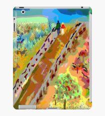 French Countryside, by Roger Pickar, Goofy America iPad Case/Skin