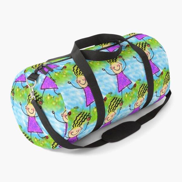 Whimsical Duffle Bag