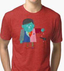Craig Sager Strong Tri-blend T-Shirt