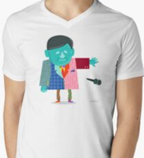 Craig Sager Strong V-Neck T-Shirt