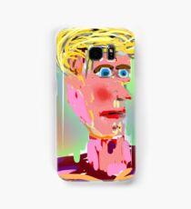 Donald Trump, by Roger Pickar, Goofy America Samsung Galaxy Case/Skin
