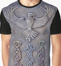 Eagle and knots Graphic T-Shirt