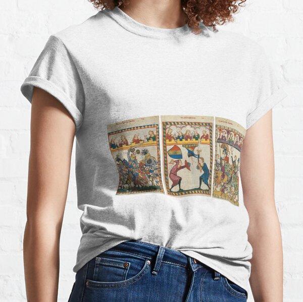 Codex Manesse, Book Classic T-Shirt