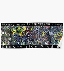 Spatial Insanity (1992) Poster