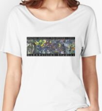 Spatial Insanity (1992) Women's Relaxed Fit T-Shirt