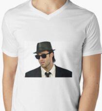 Casuals Mens V-Neck T-Shirt