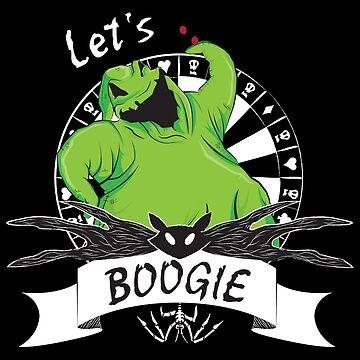 Oogie Boogie - Let's Boogie by DoodleDoc