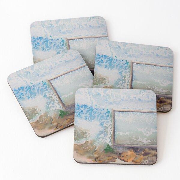 South Cronulla  Coasters (Set of 4)