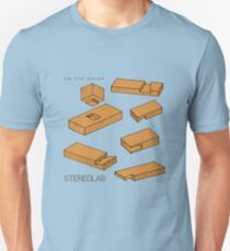 Stereolab - Fab Four Suture Unisex T-Shirt