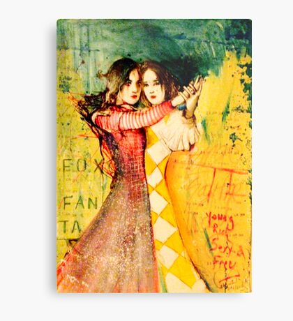 Nothing Left To Do But Dance Metal Print