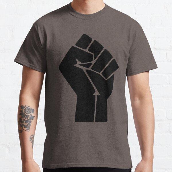 Black Lives Matter Power Fist Classic T-Shirt