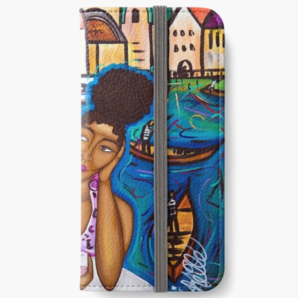 MISSING VENICE iPhone Wallet