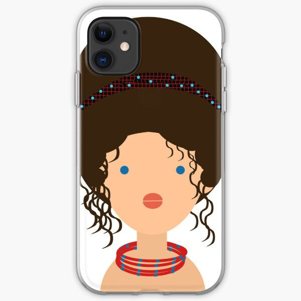 Deirdre - SMAC iPhone Soft Case