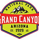 GRAND CANYON NATIONAL PARK ARIZONA MOUNTAINS HIKING CAMPING HIKE CAMP 1919 ADVENTURE 4 by MyHandmadeSigns