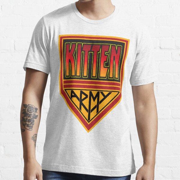 KITTEN ARMY Essential T-Shirt