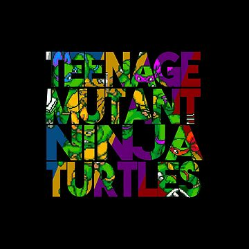 Ninja - Teenage Mutant Ninja Turtles by dianewhitten