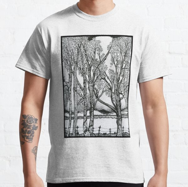 Farm Trees Classic T-Shirt