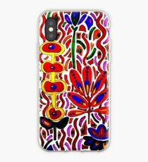 MODERNE FLOWERS iPhone Case
