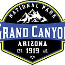 GRAND CANYON NATIONAL PARK ARIZONA MOUNTAINS HIKING CAMPING HIKE CAMP 1919 ADVENTURE 6 by MyHandmadeSigns