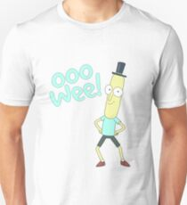Mr pooptbutthole- Rick and Morty T-Shirt