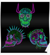 the skull of hate trilogy Poster