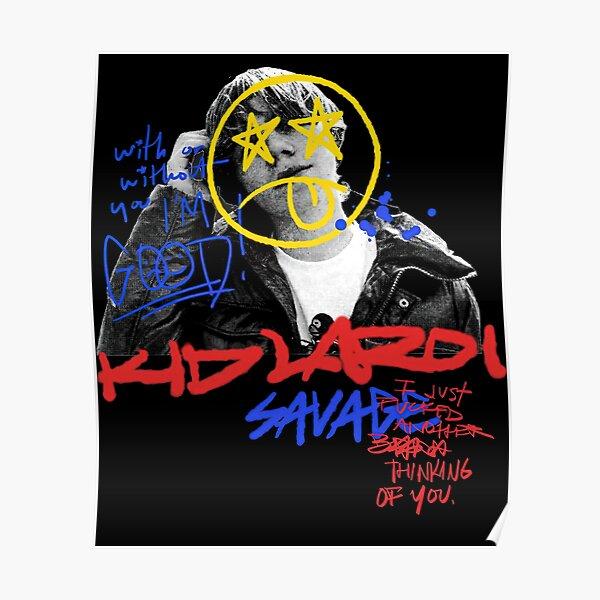 the kid laroi merch Poster