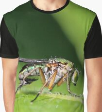 Bug hunt 4 Graphic T-Shirt