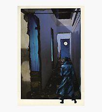 The Detective Photographic Print