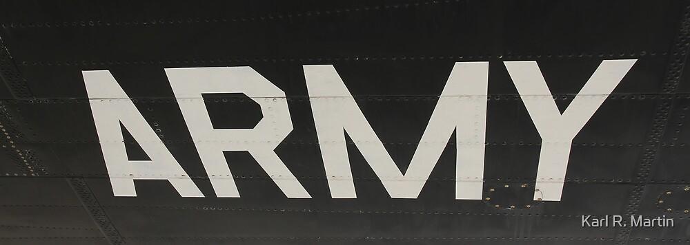 Army by Karl R. Martin