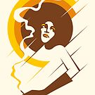 Retropolitan (warm) by Tom Burns