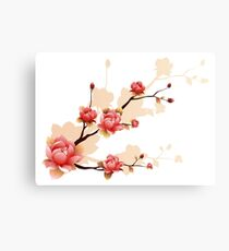 Cherry blossom II Canvas Print